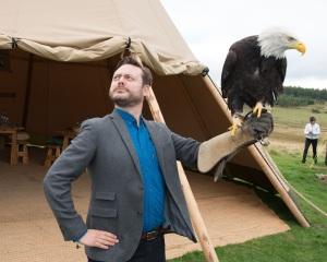 Bio eagle sm